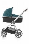 Oyster3_Carrycot_onChassis_Mirror_Peacock